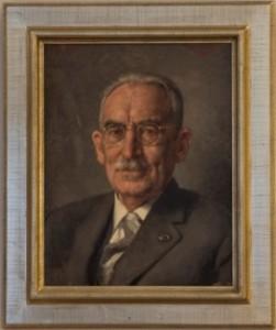 1963. Willem Drees, minister-president 1948-1958 door Karel van Veen