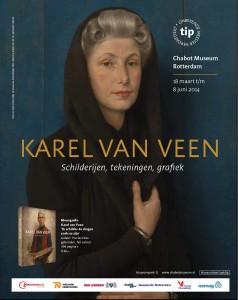 Karel van Veen Tentoonstelling Chabot Museum